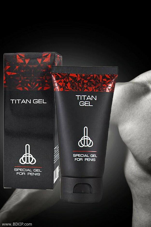 Titán Gél pénisznövelő és potencia javító RENDELÉS és VÁSÁRLÁS